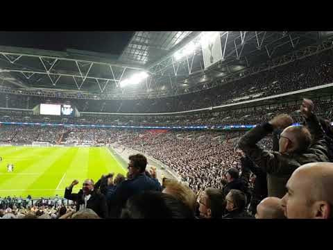 We've got Alli! Tottenham 3-1 Real Madrid