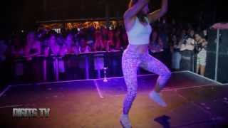 Wassmuffin | DANCEHALL QUEEN COMPETITION 2013 PREVIEW (Bournemouth) @Digitstvlive @Wassmuffin