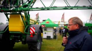 Agromet Pilmet opryskiwacze na Agro Show 2014