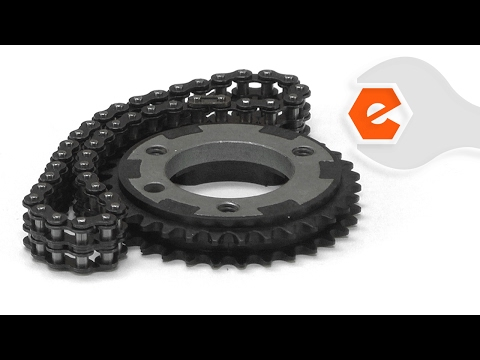 Band Saw Repair - Installing The Chain Sprocket Kit (Milwaukee Part # 14-46-1175)