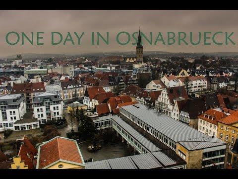 One day in Osnabrueck(Osnabrück), Germany timelapse videos