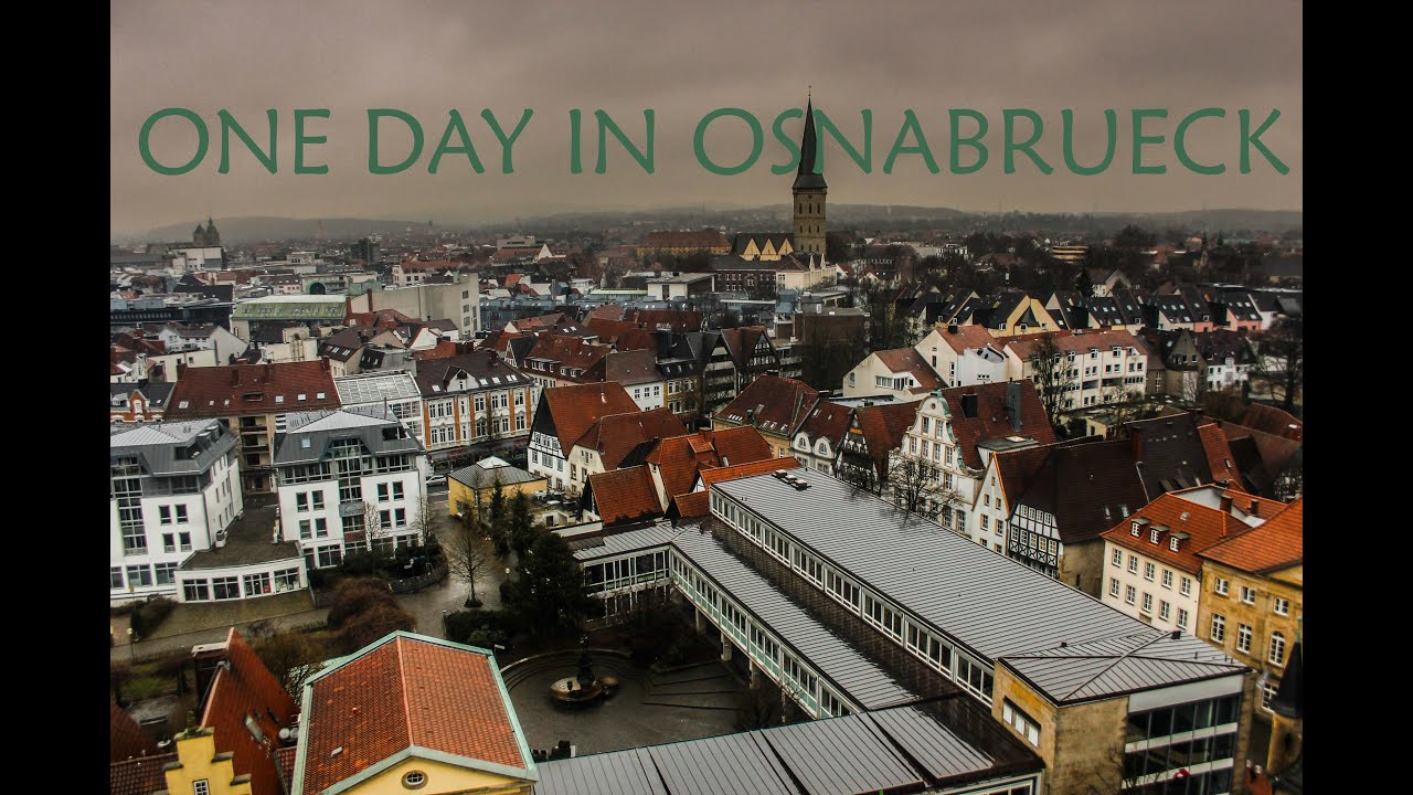 one day in osnabrueck osnabr ck germany timelapse videos youtube. Black Bedroom Furniture Sets. Home Design Ideas