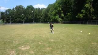 AJ Field Work with Reggie Austin