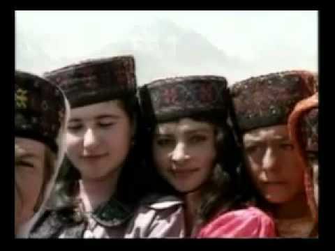 56 China Ethnic Groups 081 Tajik 塔吉克族 12