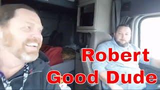 Subscriber Robert Says Hello | 911 Calls / Ike Stephens / Red Viking Trucker