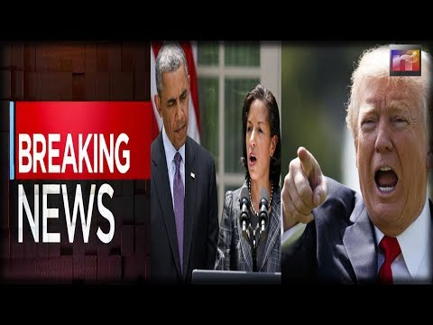 BREAKING: Trump's Lawyer drops Dossier BOMBSHELL about Obama, Comey, and Rice They NEVER wanted out