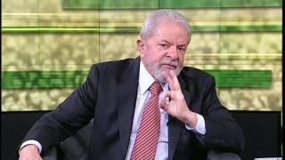 Exclusivo: Kennedy Alencar entrevista o ex-presidente Lula - Parte 1