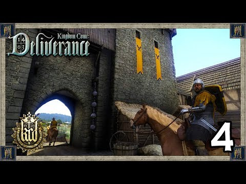 Building A Trader + Resources - Kingdom Come: Deliverance Fr