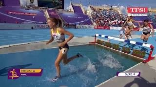 2017 - 3000m Steeplechase - U23 European Athletics Championships Bydgoszcz