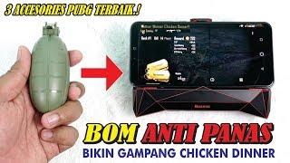 3 ACCESORIES TERBAIK PUBG MOBILE.!! Biar gampang Chicken Dinner
