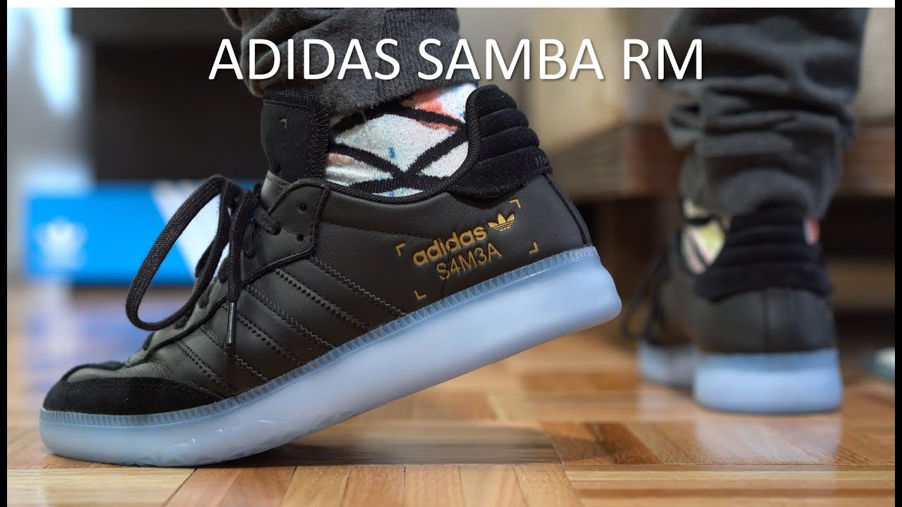 Samba RM - Review On-Feet - YouTube c0fbbb466