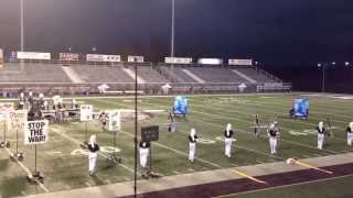 HHS Band of Gold - 2014 KMEA Finals