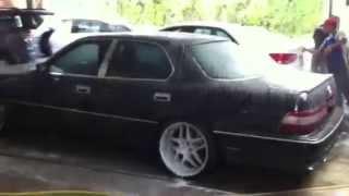 Supwave Car Wash J.B Malaysia