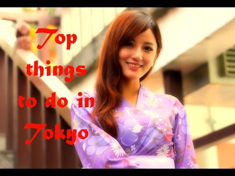 Top 5 things to do & see in Tokyo, Japan - Travel Guide