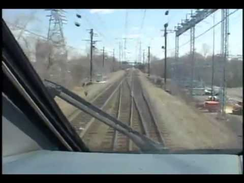 Thumbnail: Acela Cab Ride....How Fast Can She Go?