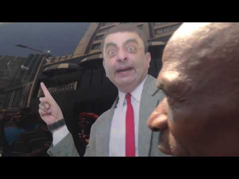 Mr Bean in Zimbabwe