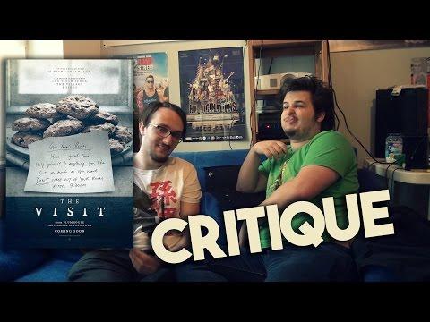 THE VISIT - CRITIQUE (Ft. MisterFox)