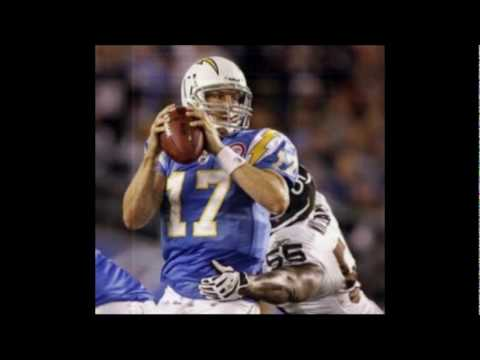 Chargers QB Draft History