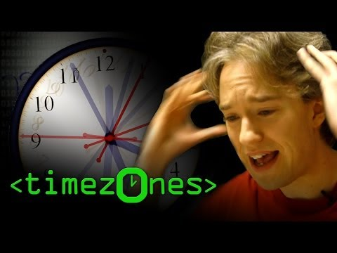 The Problem with Time & Timezones - Computerphile