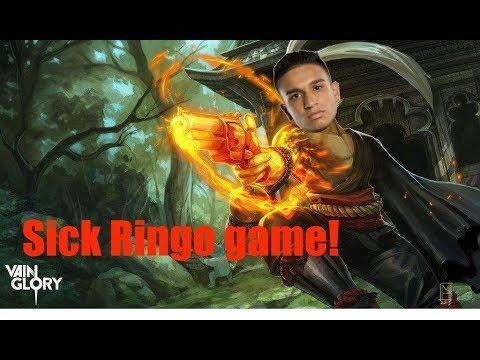 Sick Ringo Game! Vainglory 5v5