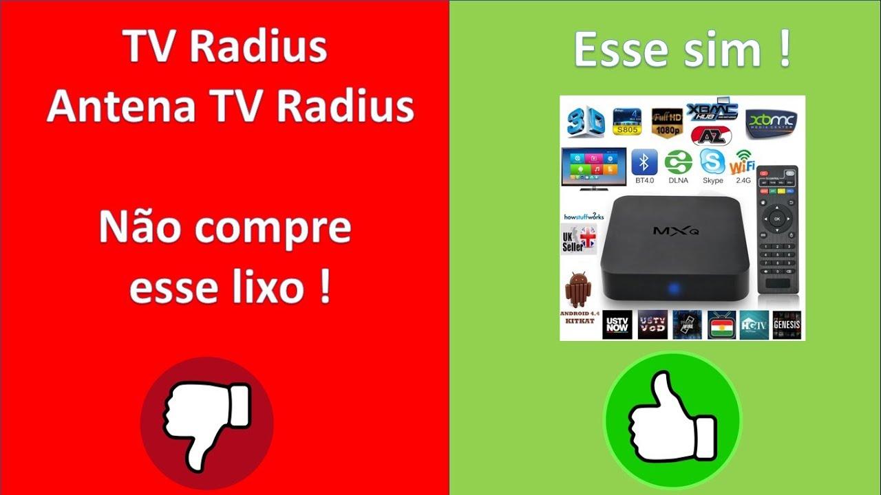 Tv Radius Erfahrungen