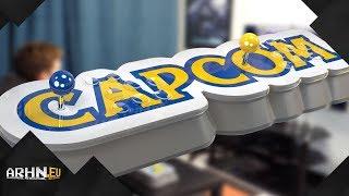 Capcom Home Arcade -- domowy salon gier