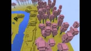 MUNDO DE CARAMELO ! Minecraft PE *DESCARGA*