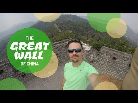Visiting the Great Wall of China - China Travel
