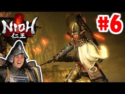 NIOH Gameplay: ¡TACHIBANA MUNESHIGE, el samurai! - EP.6