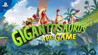 Gigantosaurus The Game | Announce Trailer | PS4