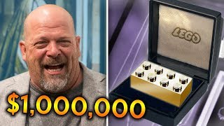 10 Most Expensive Buys On Pawn Stars History..,