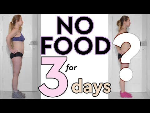 3 Day JUICE Cleanse (Before & After Results No Food)