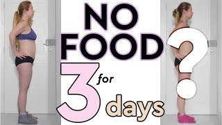 3 Day JUICE Cleanse (Before u0026 After Results No Food)
