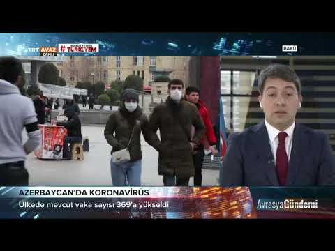 AZERBAYCAN'DA VAKA 400'E YÜKSELDİ