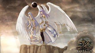 ys origin yunica ps4 espaol ep 8 yunica y las diosas