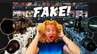 REACTING TO MY OLD TRICKSHOTS FROM 2011-2012! - I FAKED A COLLATERAL TRICKSHOT!