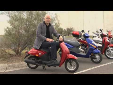 Scooter On Finding The Right Scooter