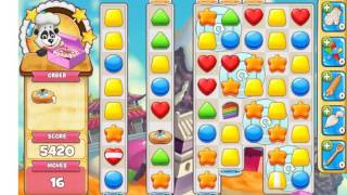 cookie jam level 162 no booster games