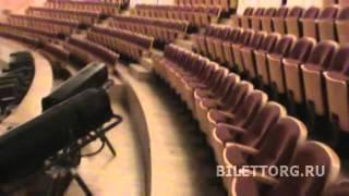 Театр Российской Армии, на балконе(Другие видео схемы зала московского театра Российской Армии http://www.bilettorg.ru/schemes/64/, 2012-05-07T18:17:08.000Z)