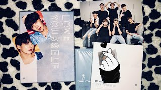 [UNBOXING] 방탄소년단 BTS LOVE YOURSELF IN EUROPE DVD BY A PH ARM…