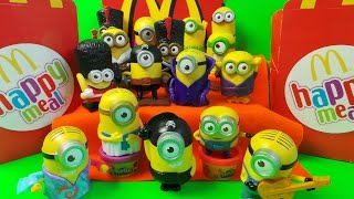 2015 - McDONALDS  HAPPY MEAL MINIONS OPENING 17 -  PIRATE MINION