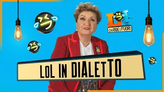 Il cast di LOL parla in dialetto