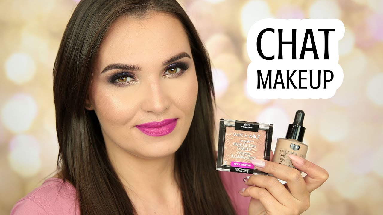 ♥ CHAT MAKEUP | Hean, Wet'n'Wild, Physicians Formula, Urban Decay ♥