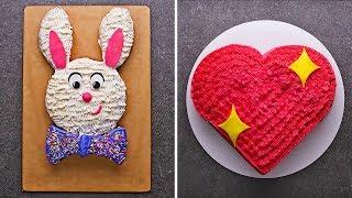 Cake Decorating and Cake Design Ideas | Cake Hacks | Dessert Recipes in Hindi | Mithai SoYummy India