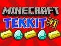 Tekkit Rebirth Part 1 - Mining Laser