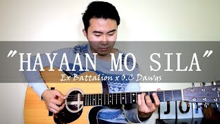 Download (TABS) Ex Battalion | Hayaan Mo Sila (Fingerstyle cover by Jorell) MP3 song and Music Video