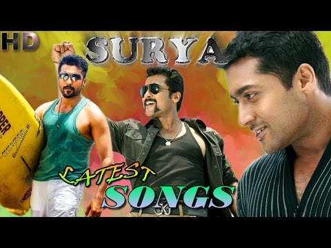 Surya Latest Songs  Latest Tamil Movie Songs  Nonstop  Songs  Latest upload 2016