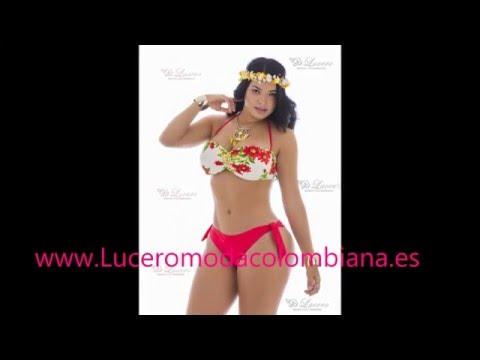 Bikinis Trikinis y Bañadores Colombianos Lucero Moda thumbnail