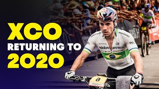 How to Return to Racing in 2020! Kate and Nino Talk Cross Country   UCI Mountain Bike World Cup 2020