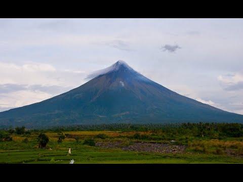 ثوران بركان -جبل مايون- في الفلبين رافقته تسع هزات أرضية  - نشر قبل 2 ساعة